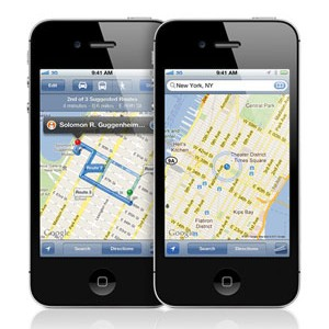 Maps of War: Apple vs  Google - Vuna Marketing